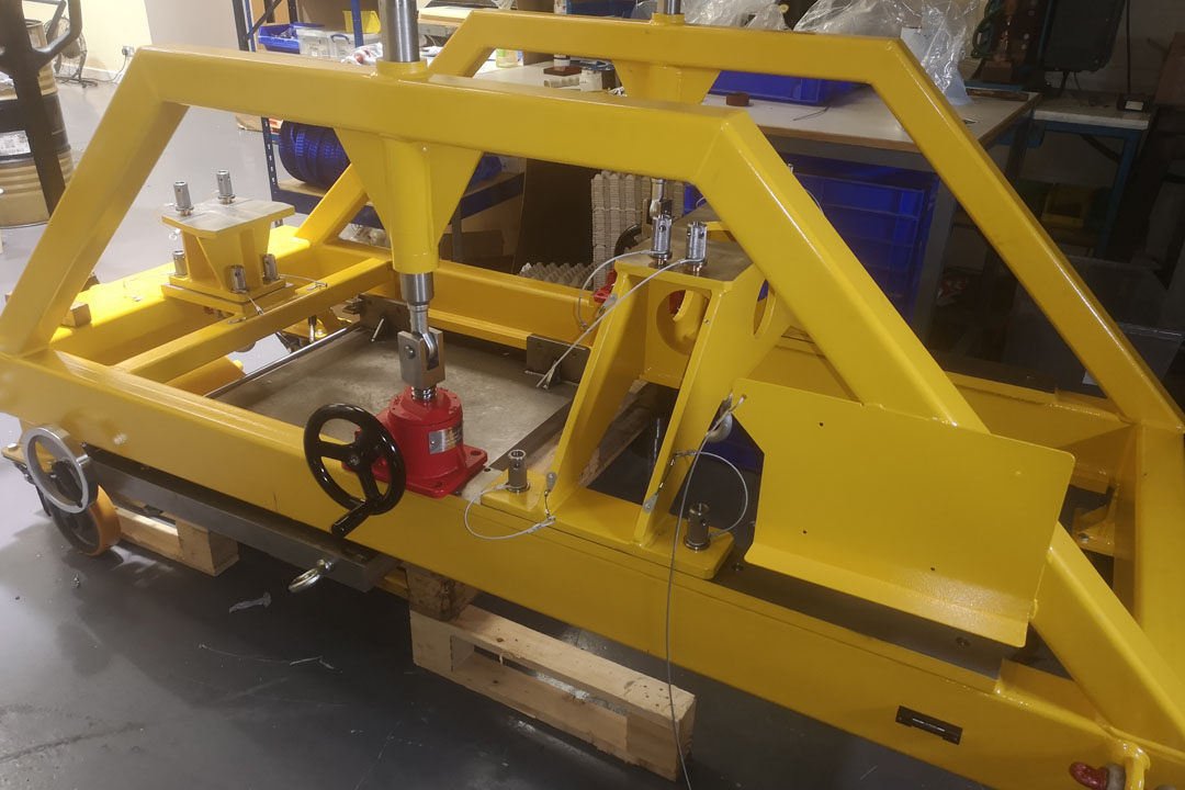 Ground Support Equipment and Tooling