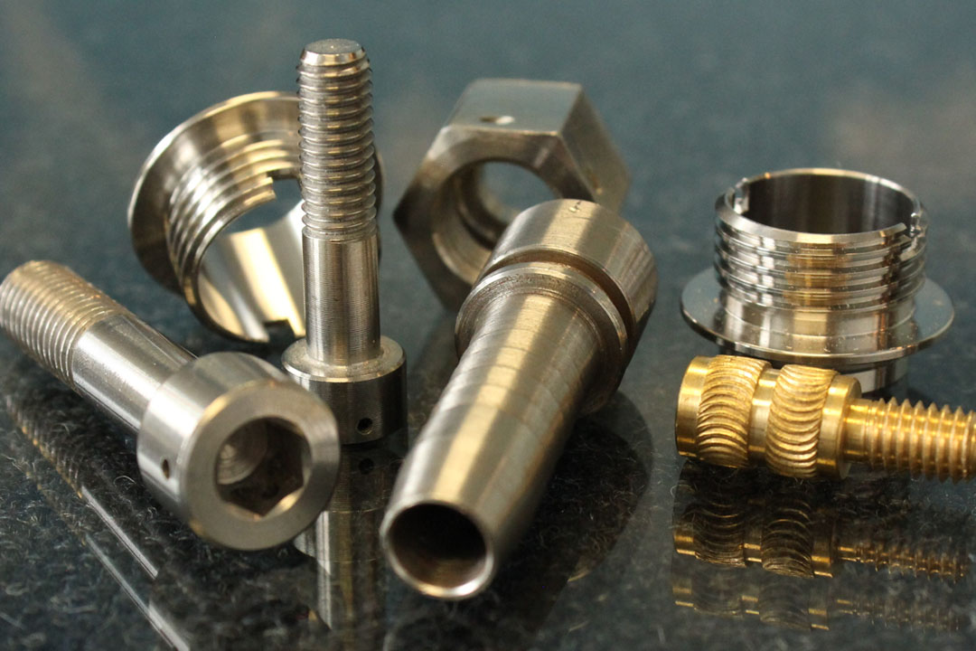 CNC MAchined Components and Fabrications
