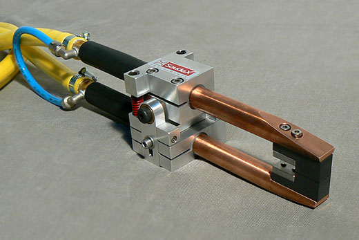 Resistance Micro Welding Tools and Equipment